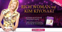 RICH WOMAN su Kim Kiyosaki. | VIDEO ĮRAŠAS